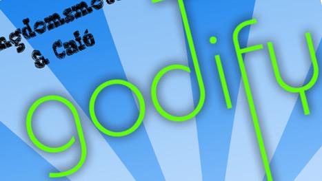Godify - Exempel på Typografi