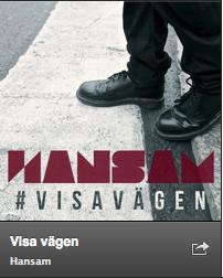 Hansam - visa Vägen - Singel