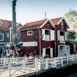 Hamn och sjöstadsmiljö - Liseberg
