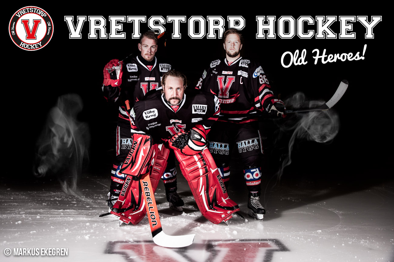 Vretstorp Hockey - Old Heroes